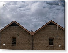 Campbell's Storehouses Acrylic Print