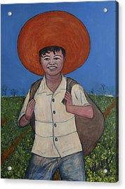 Campesino Acrylic Print