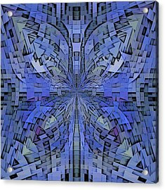 Can You Hear Me Now Acrylic Print by Tim Allen