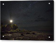 Cana At Night Acrylic Print