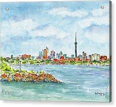 Canada 150 Ontario Acrylic Print