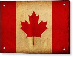 Canada Acrylic Print