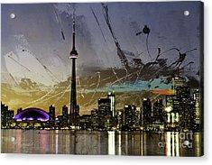 Canada- Toronto 01  Acrylic Print