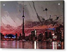 Canada- Toronto 01a Acrylic Print