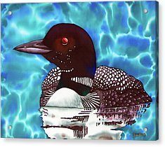 Canadian Loon Acrylic Print
