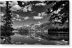 Canadian Rockies No. 4-2 Acrylic Print