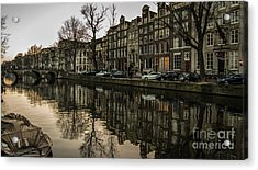 Canal House Reflections Acrylic Print