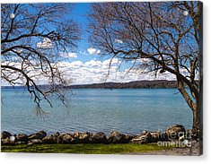 Canandaigua Acrylic Print by William Norton