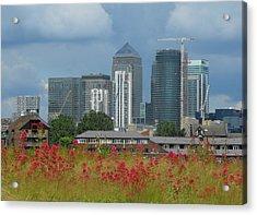 Canary Wharf 01 Acrylic Print