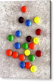Candy Counter Acrylic Print