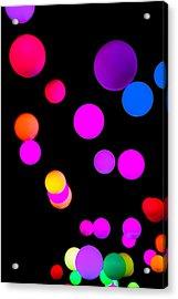 Candy Crush Acrylic Print by Az Jackson