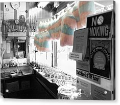 Acrylic Print featuring the photograph Candy Land by Raymond Earley