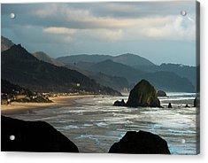 Cannon Beach, Oregon Acrylic Print