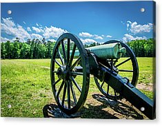 Cannon Acrylic Print