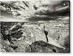 Canyon De Chelly  Acrylic Print by George Oze
