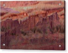 Canyon Dreaming Acrylic Print