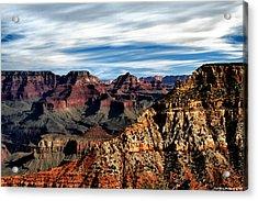 Canyon Grandeur Acrylic Print