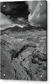 Canyon Relief Acrylic Print