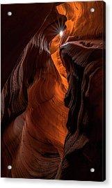 Canyon Star Acrylic Print