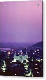 Cap-haitian Central Church Acrylic Print
