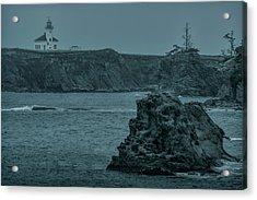 Cape Arago Light Acrylic Print