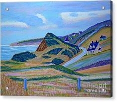 Cape Brenton Highlands Acrylic Print