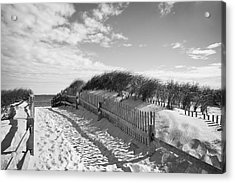 Cape Cod Beach Entry Acrylic Print