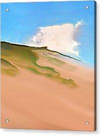 Cape Cod Acrylic Print by Jurek Zamoyski