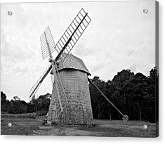 Cape Cod - Old Higgins Farm Windmill Acrylic Print