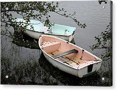 Acrylic Print featuring the photograph Cape Cod Pond by Carol Kinkead