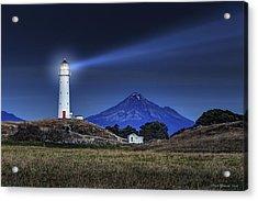 Cape Egmont Acrylic Print