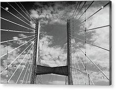 Cape Girardeau Bridge Acrylic Print