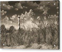 Cape Hatteras Lighthouse 3 Acrylic Print
