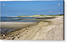 Acrylic Print featuring the photograph Cape Henlopen State Park - Delaware by Brendan Reals