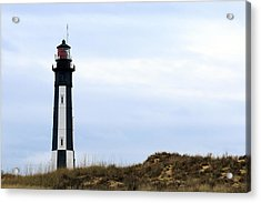 Cape Henry Lighthouse Acrylic Print