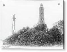 Cape Heny Acrylic Print