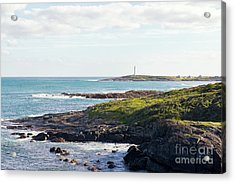 Acrylic Print featuring the photograph Cape Leeuwin Lighthouse by Ivy Ho