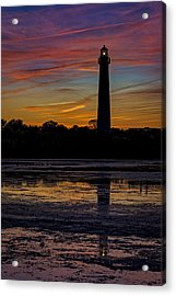 Cape May Afterglow Acrylic Print