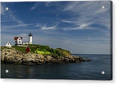 Cape Neddick Lighthouse Acrylic Print