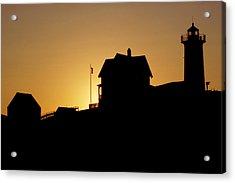 Cape Neddick-nubble Light Acrylic Print