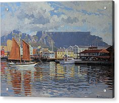 Cape Town Waterfront Acrylic Print