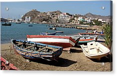 Cape Verde Acrylic Print