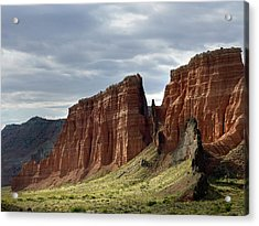 Capital Reef-cathedral Valley 9 Acrylic Print