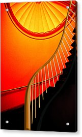 Capital Stairs Acrylic Print