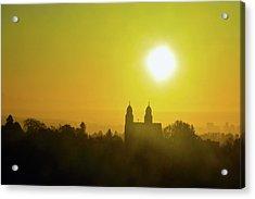 Capitol Hill Sunrise Too Acrylic Print