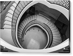 Capitol Stairs Acrylic Print