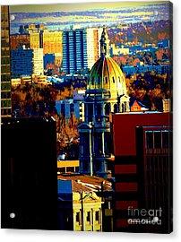 Capitol Treasure Acrylic Print
