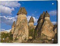 Cappadocia Acrylic Print by Kobby Dagan