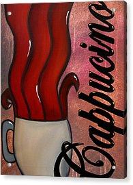 Cappucino Acrylic Print by Tom Fedro - Fidostudio