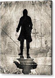 Captain Hook   Acrylic Print